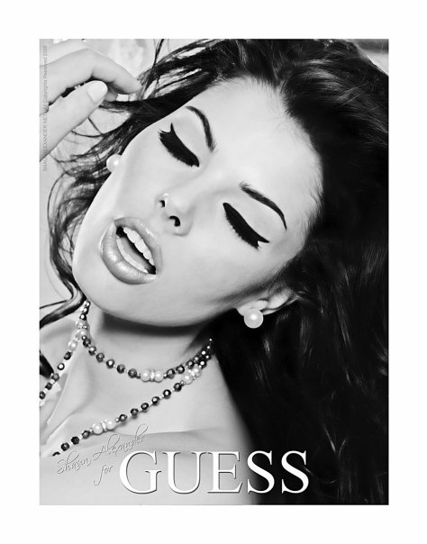 Linda Taylor for GUESS