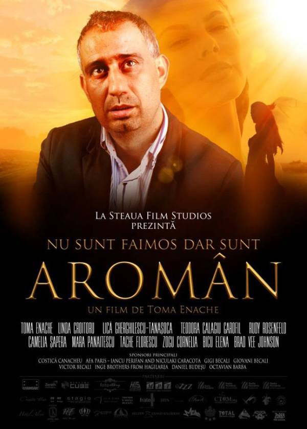 I'm Not Famous But I'm Aromanian film poster