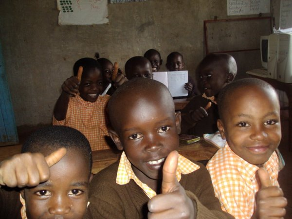 Light School, Uriri-Kenya