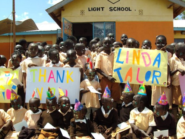 Light School, Uriri-Kenya