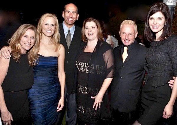 RSRT team at 'Hope for Hannah' fundraise event Los Angeles, 2011