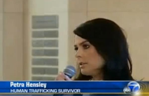 Petra Hensely, Founder of Sojka Foundation http://www.sojkafoundation.org/